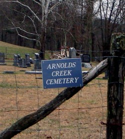 Arnolds Creek Cemetery