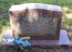 Edward Carson Allen