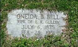 Oneida B. <i>Bell</i> Gulley