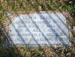 Helen L. <i>Bass</i> Allen