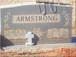 Julia Ann Julie <i>Gulick</i> Armstrong