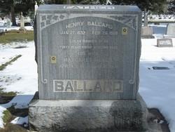 Margaret Reid <i>McNeil</i> Ballard