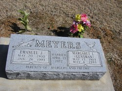 Margaret L. <i>Gensman</i> Meyers
