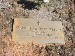 Stanley W. Robertson