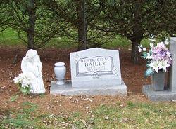 Beatrice V <i>Hollifield</i> Bailey