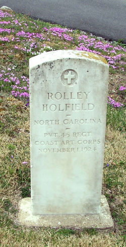 Rolley Hollifield