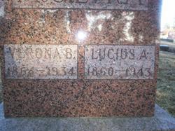 Lucius A McGilvra