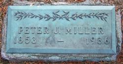 Peter Jay Miller