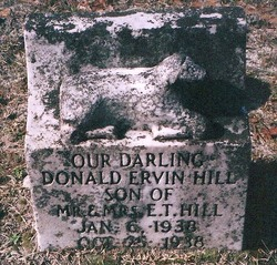 Donald Ervin Hill