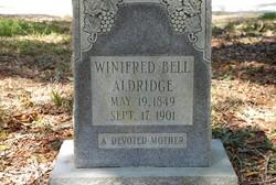 Winifred <i>Bell</i> Aldridge