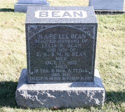 Blaire Lee Bean