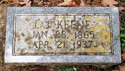 Isaac J. Keene