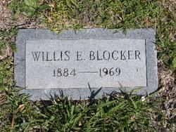Willis Elbridge Blocker