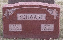 Mary <i>Gostomski</i> Schwabe