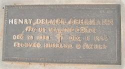 Henry Delmer Hank Behrmann