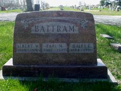 Mahala Haley <i>Owens</i> Battram