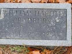 William Harold Bradbury