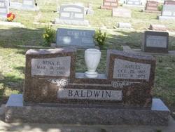 Harley Baldwin