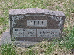 Gertrude Grace <i>Bowman</i> Bell