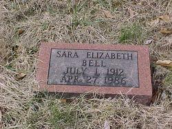 Sarah Elizabeth Bell