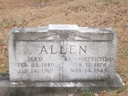 Margaret Victoria Allen