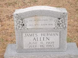 James Herman Allen