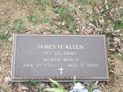 James H Allen