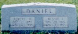 Albert Worth Daniel