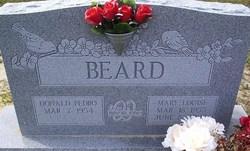 Mary Louise <i>Lawrence</i> Beard