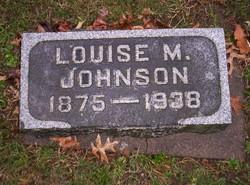 Louise M Johnson