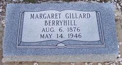 Margaret <i>Gillard</i> Berryhill