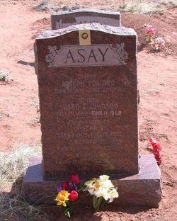 Susan Sariah <i>Johnson</i> Asay