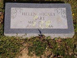 Helen <i>Hickey</i> Hart