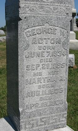 George W. Acton