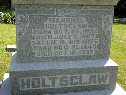 Marshal Holtsclaw