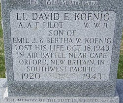 David E Koenig