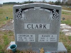 Georgia M. Clark