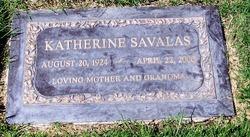 Katherine Savalas