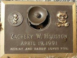 Zachery W Houston