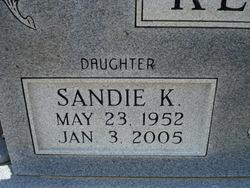 Sandie K Kelly