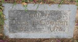 Dora Louise <i>Schneider</i> Compton