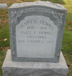 Henry Calvin Dennis