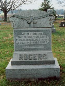 John Eggen Rogers