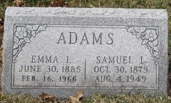 Samuel Lafette Adams
