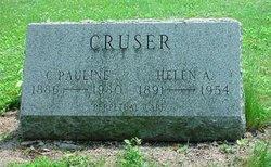 Carrie Pauline Cruser