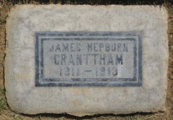 James Hepburn Gordon Granttham