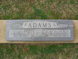 J T Adams