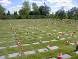 National Field of Honour Cemetery