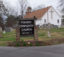 Fishery Union Church Cemetery