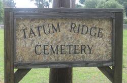 Tatum Ridge Cemetery